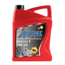 Alpine Special F 5W-30, 4л