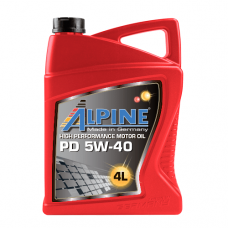 Alpine PD 5W-40, 4л