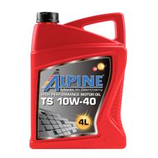Alpine TS 10W-40, 4л