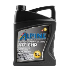 Alpine ATF 6HP, 5л