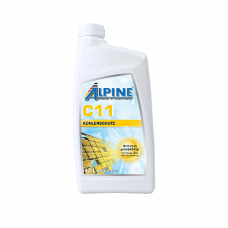 Alpine Antifreeze C11 жёлтый