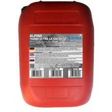 Alpine Turbo Ultra LA 5W-30, 20л