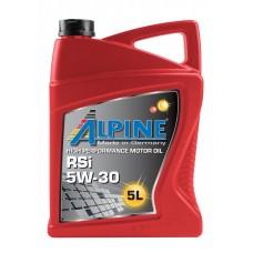 Alpine RSi 5W-30, 5л