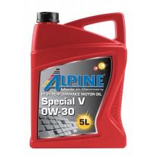 Alpine Special V 0W-30, 5л